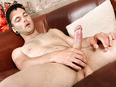 Loveable Horny Unproven Guy Stephan - Stephan Black