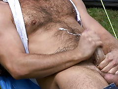 Load Afterward Load Of Clammy Goo! - Cum Parade Part 14