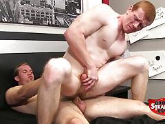 Vinnie Metallic Fucks Spencer Todd