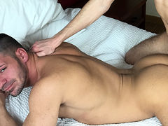 Pierce Clark & Brogan Reed BAREBACK in Kalamazoo