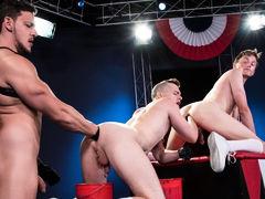 World Series of Fisting, Scene #04