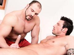Man-lover Massage #06, Scene #04