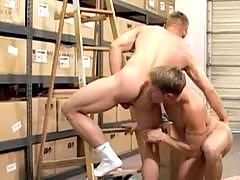 Gay sex orgy