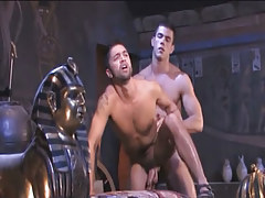 Muscle Arabian gays hard fuck in doggy style